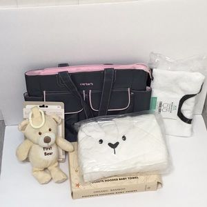 Other - CARTERS MULTI USE BABY BAG